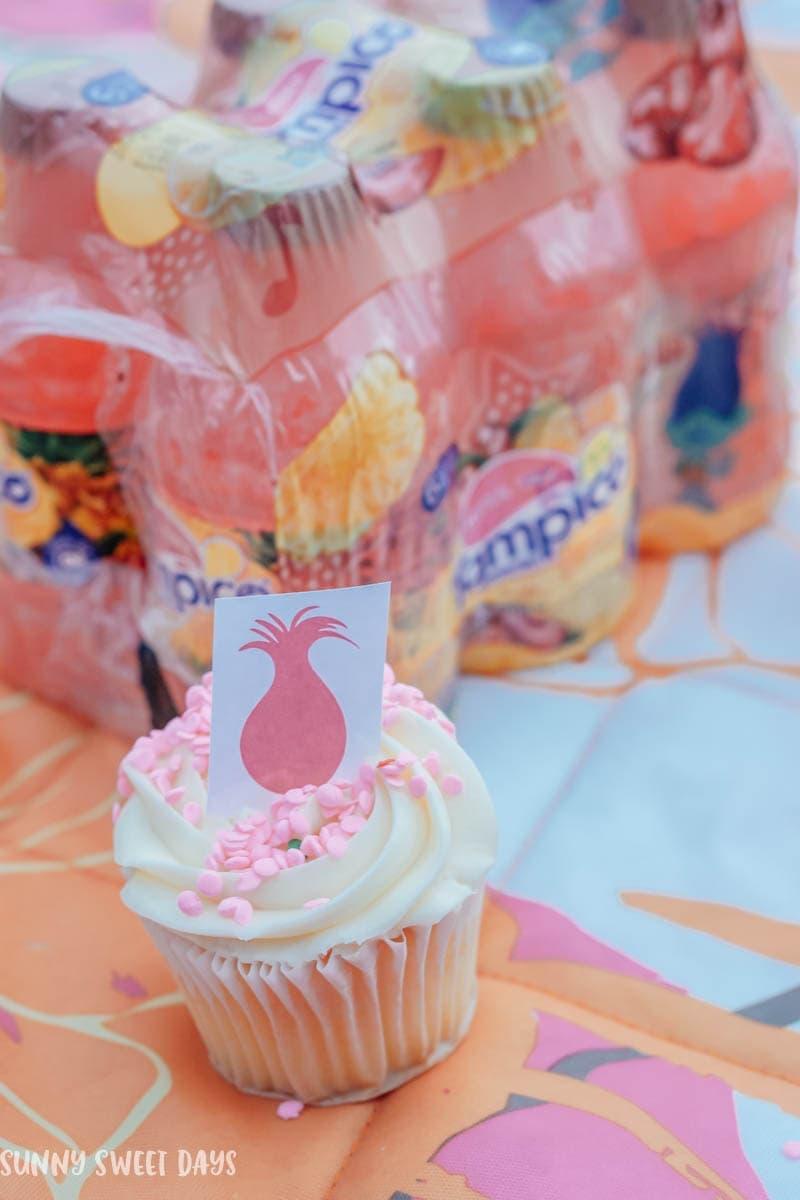 Tampico Cupcakes