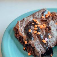 Cinnamon Sugar Brownies