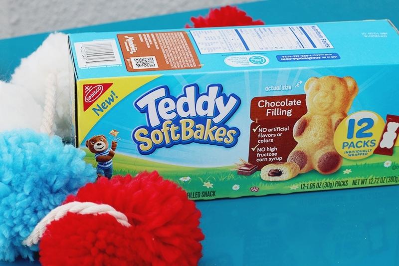 Teddy Soft Baked