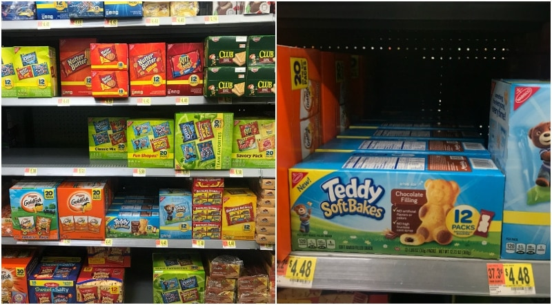 Teddy Soft Baked Snacks