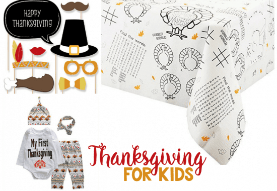 Thanksgiving For Kids Ideas