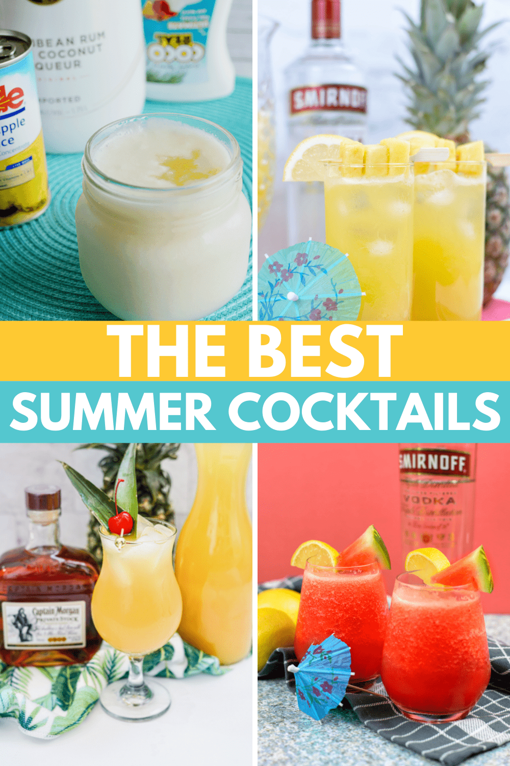 10+ Delicious Summer Cocktails You'll Want to Sip All Season Long