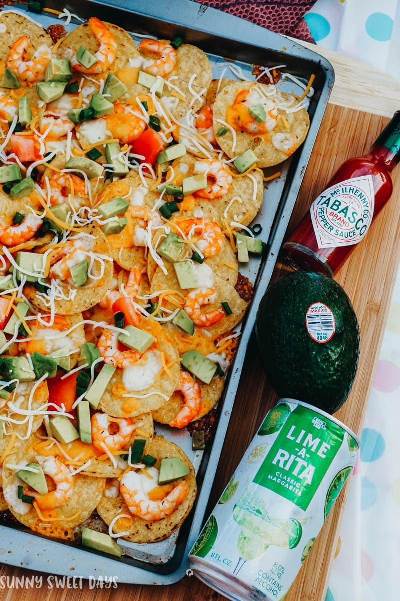 Shrimp Nacho Recipe