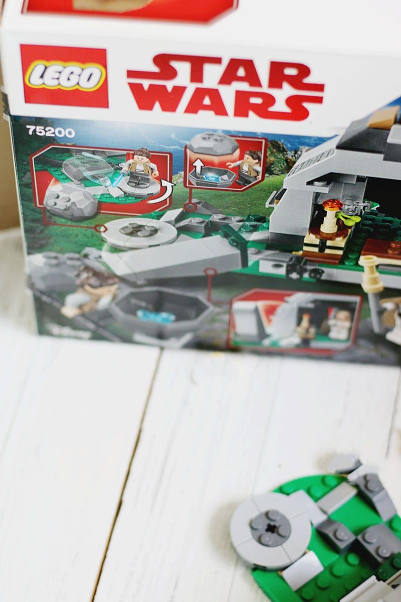 The Last Jedi LEGO
