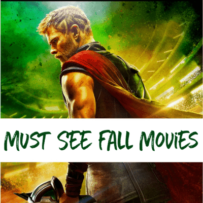 Must See Fall Movies | Thor Ragnarok