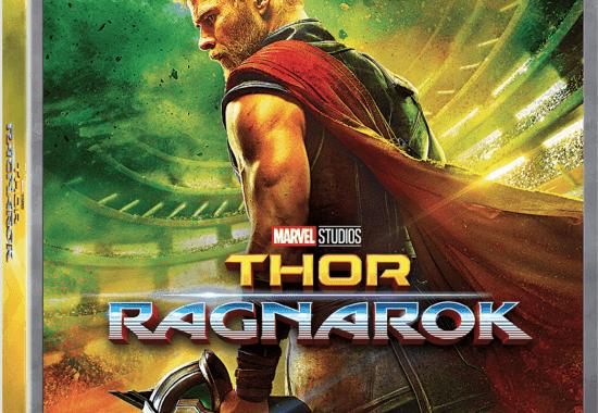Marvel Studios' Thor: Ragnarok Strikes Digitally in HD and 4K Ultra HD™