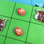 Avengers Party Ideas: Tic Tac Toe
