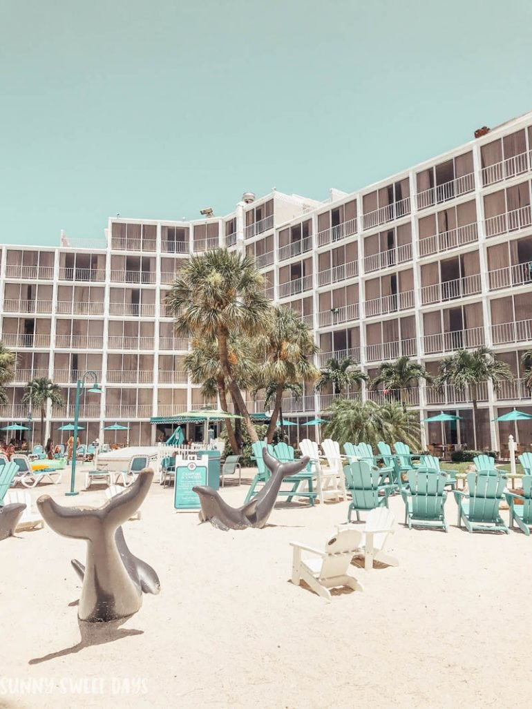 St. Pete Beach: Tradewinds Resort