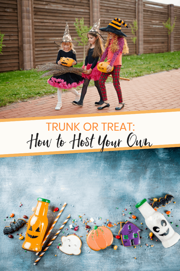 How to Host a Trunk or Treat