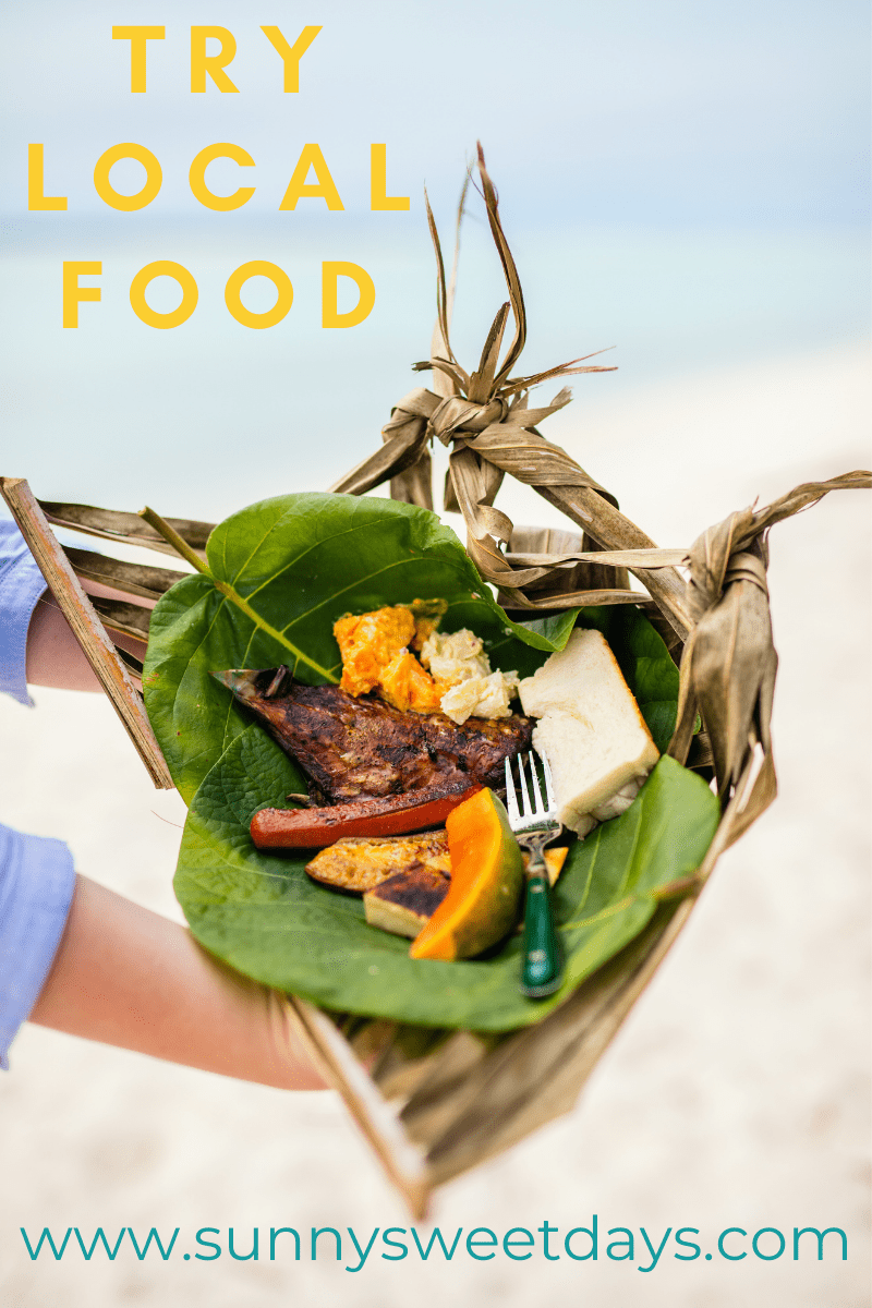 Reasons Why You Should Always Try Local Food When Traveling