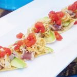 Key West Tuna Nachos | Homemade Nachos Party Inspiration