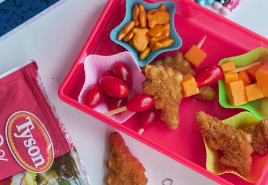 Creative Back to School Lunch Ideas