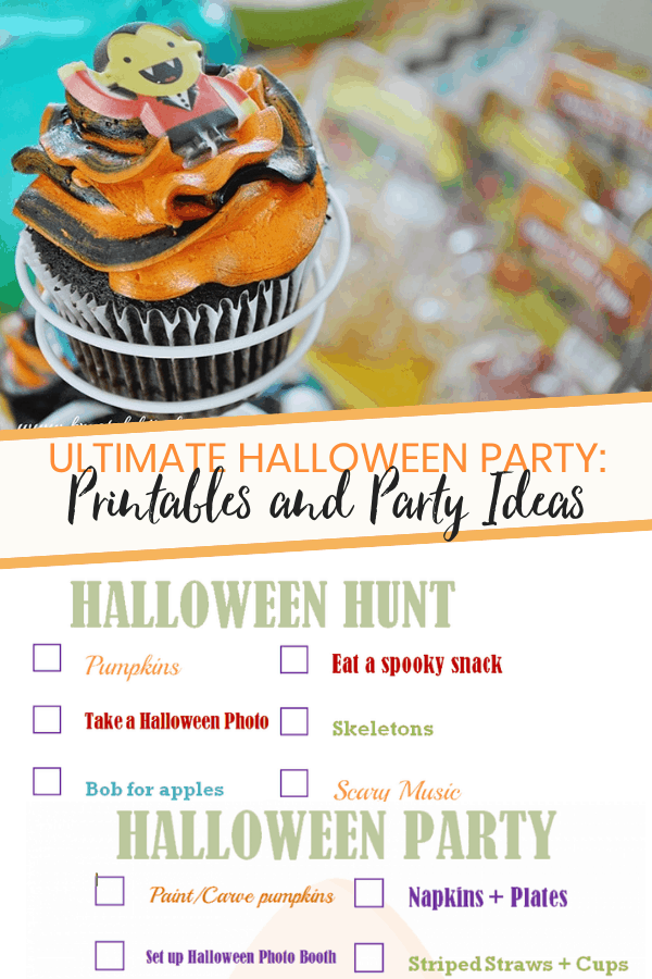 Ultimate Halloween Party Checklist