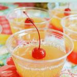 Upside Down Pineapple Cake Jello Shots Recipe
