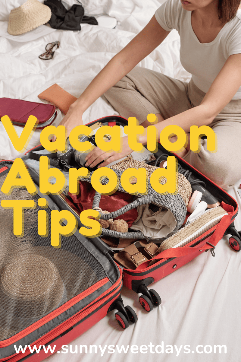 Helpful Advice For Getting Around While On Vacation Abroad