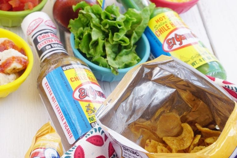 Walking Taco Tailgate Recipe