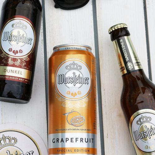 Warsteiner Summer Beer
