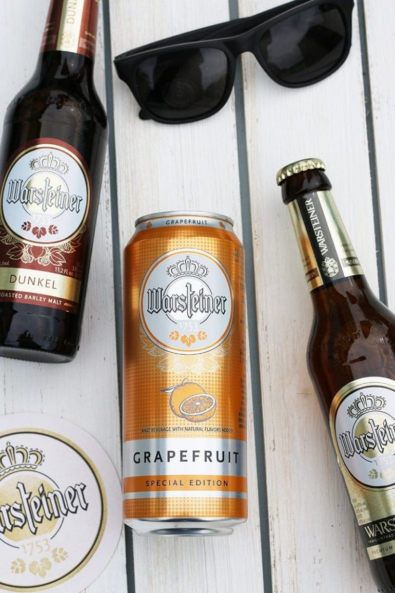 Warsteiner Summer Beer