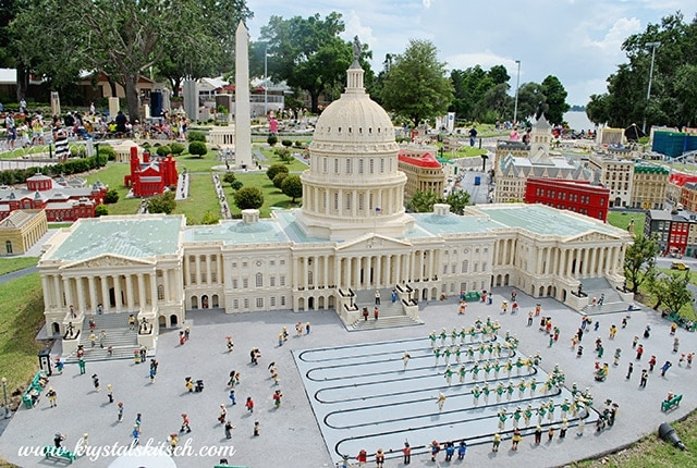 Washington DC Miniland