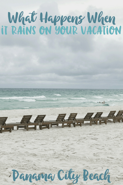 Panama City Beach: What to Do When it Rains on Your Vacation