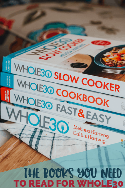 Whole30 Books