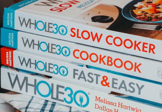 Whole30 Cookbooks You Need to Have
