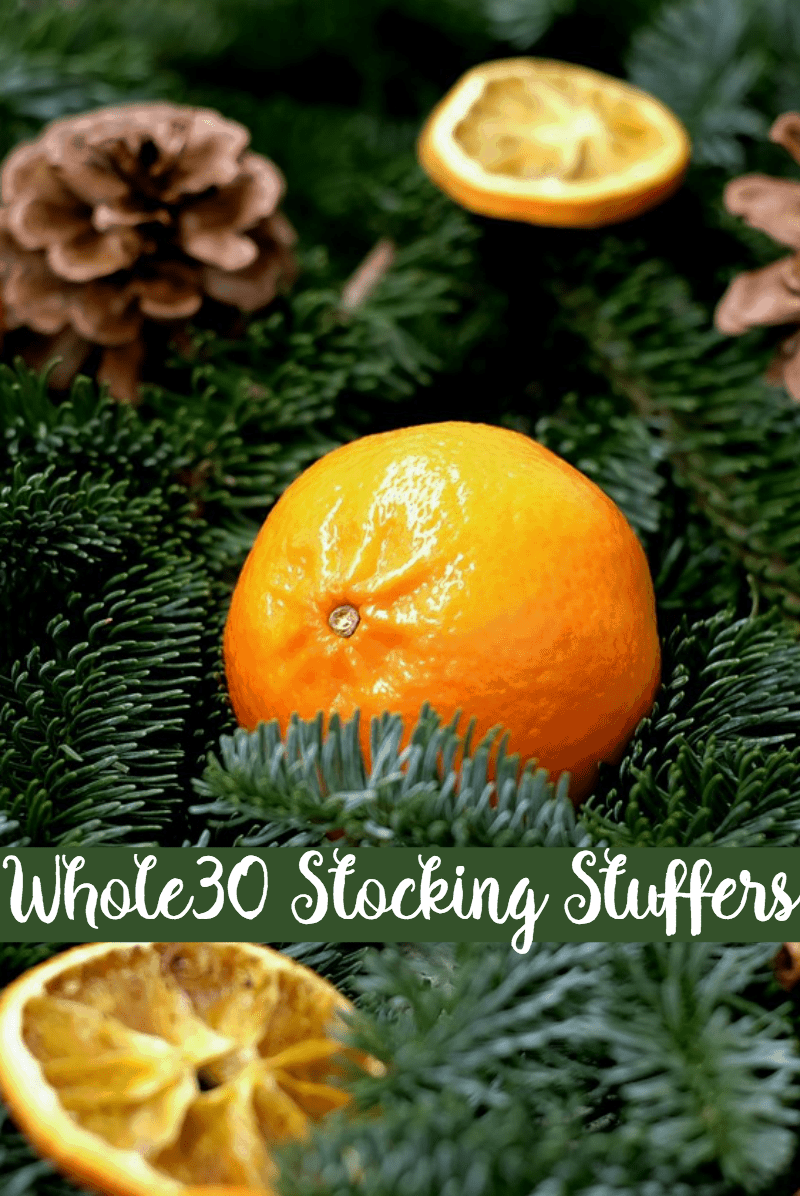 Whole30 Stocking Stuffers