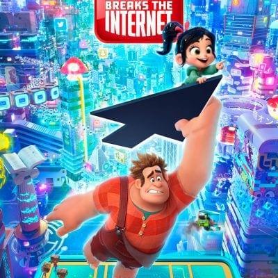 Wreck-It Ralph Books: #RalphBreaksTheInternet Wreck-It Ralph 2
