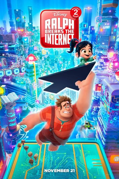 Wreck-It Ralph Books: #RalphBreaksTheInternet Wreck-It Ralph 2
