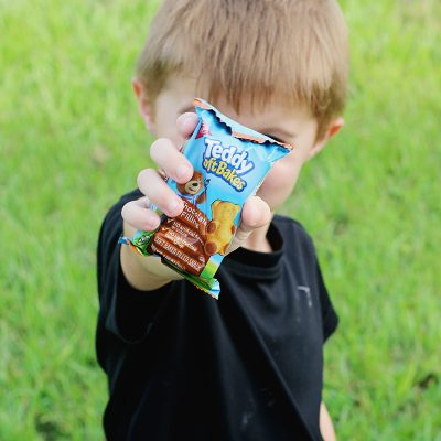 Simple Snacking on the Go