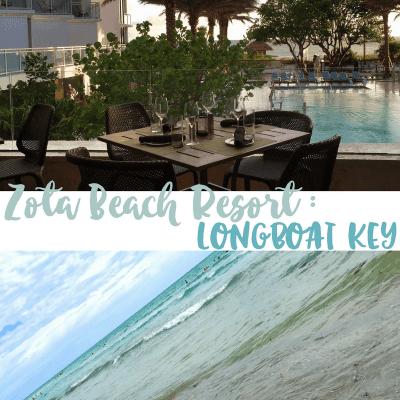 The New Zota Beach Resort is the Perfect Romantic Getaway on Longboat Key