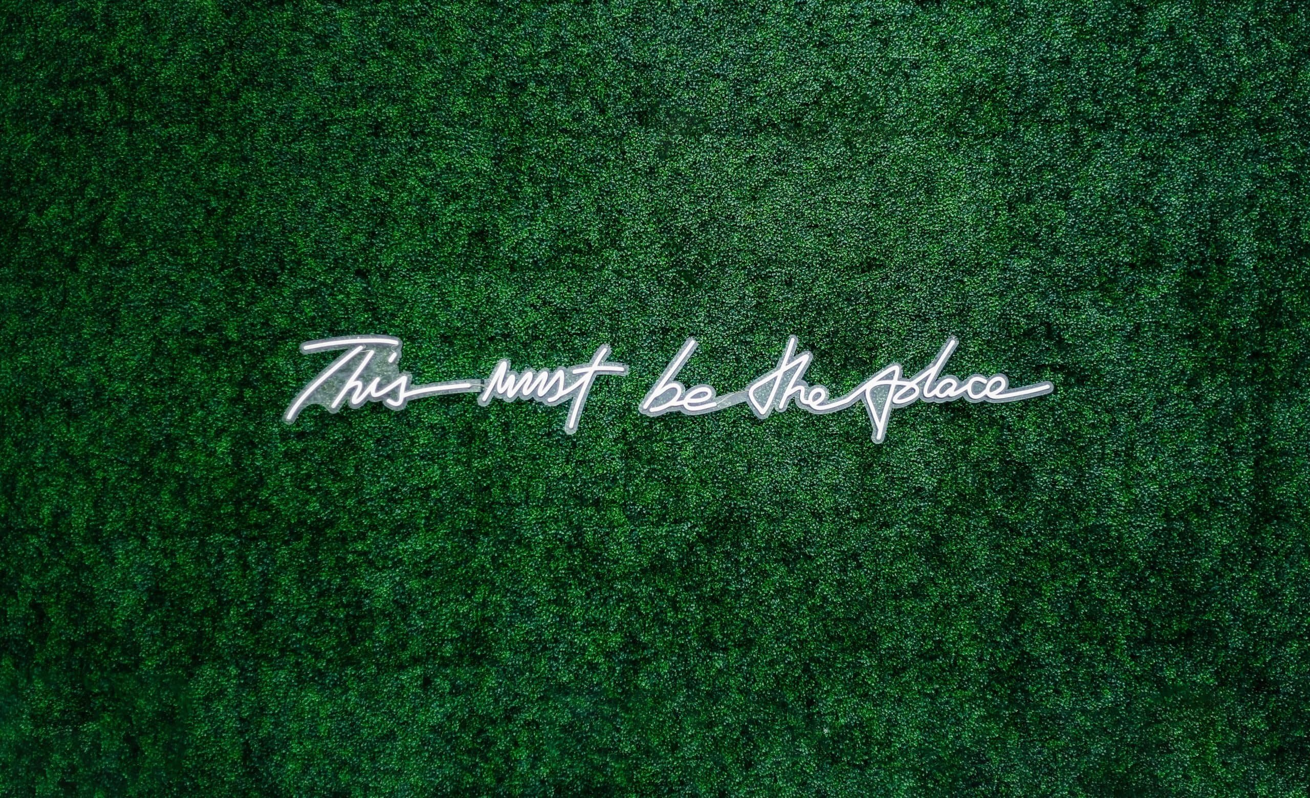 The Grass is Always Greener on Artificial Turf