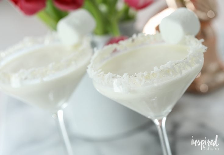 Cottontail Martini