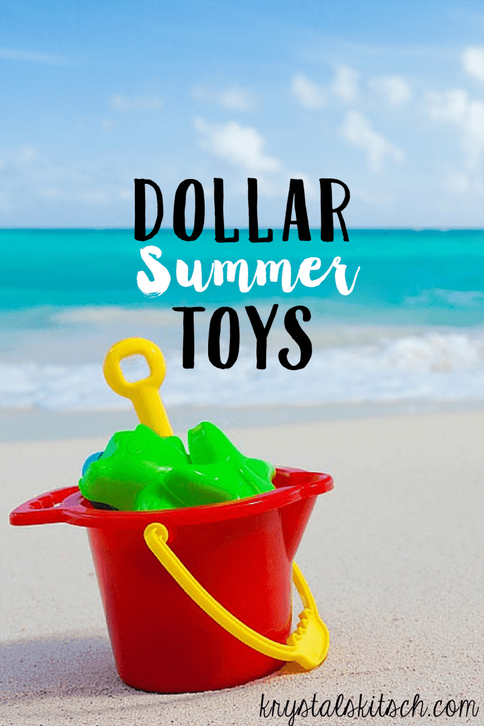 Dollar Summer Toys