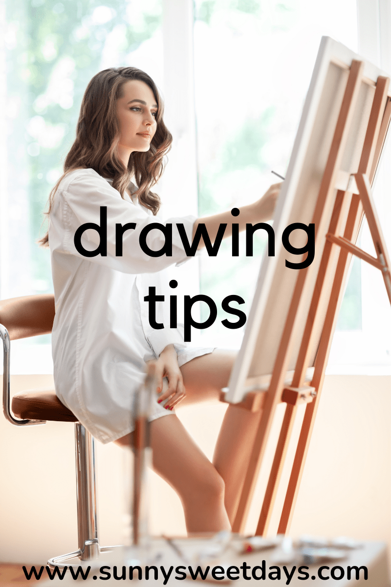 4 Simple Drawing Tips to Quickly Improve Your Skill