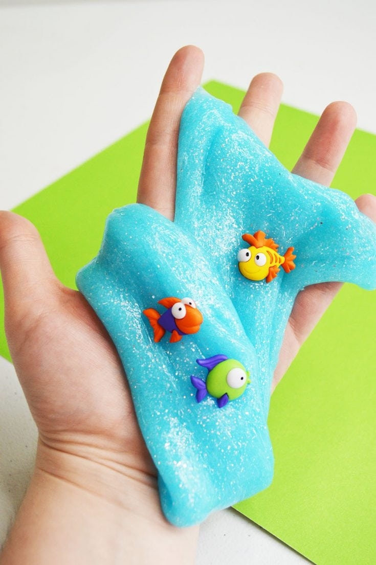 Fun Fishy Slime for Kids