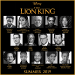Get Ready for The Lion King in 2019