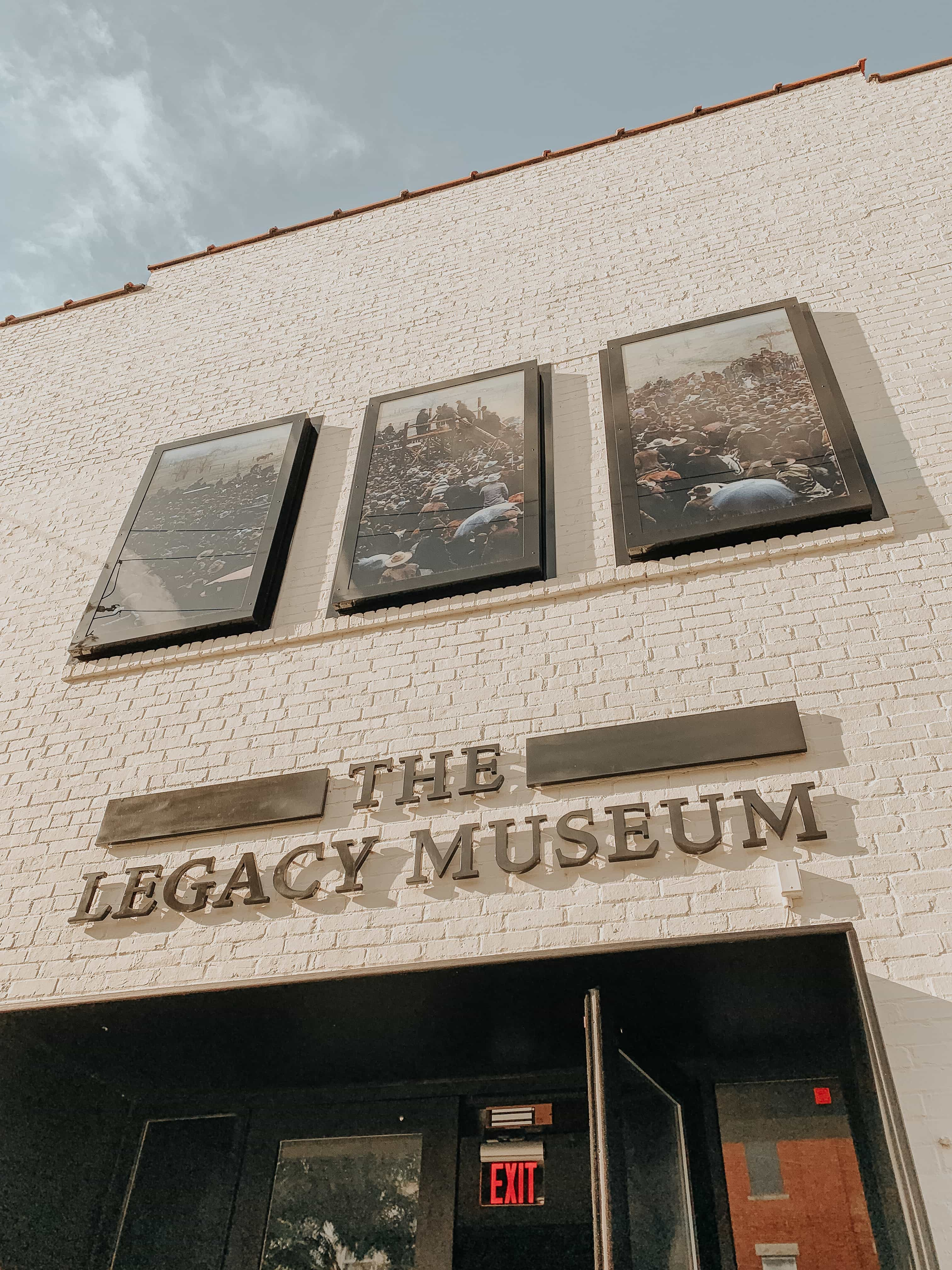 The Legacy Museum & The National Memorial for Peace and Justice in Montgomery, Alabama
