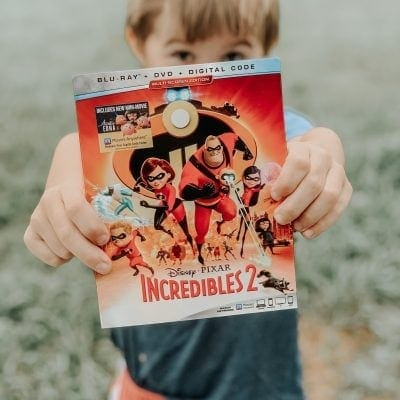 "Disney•Pixar's ""Incredibles 2"" Now on Digital + Blu-ray November 6 #Incredibles2"