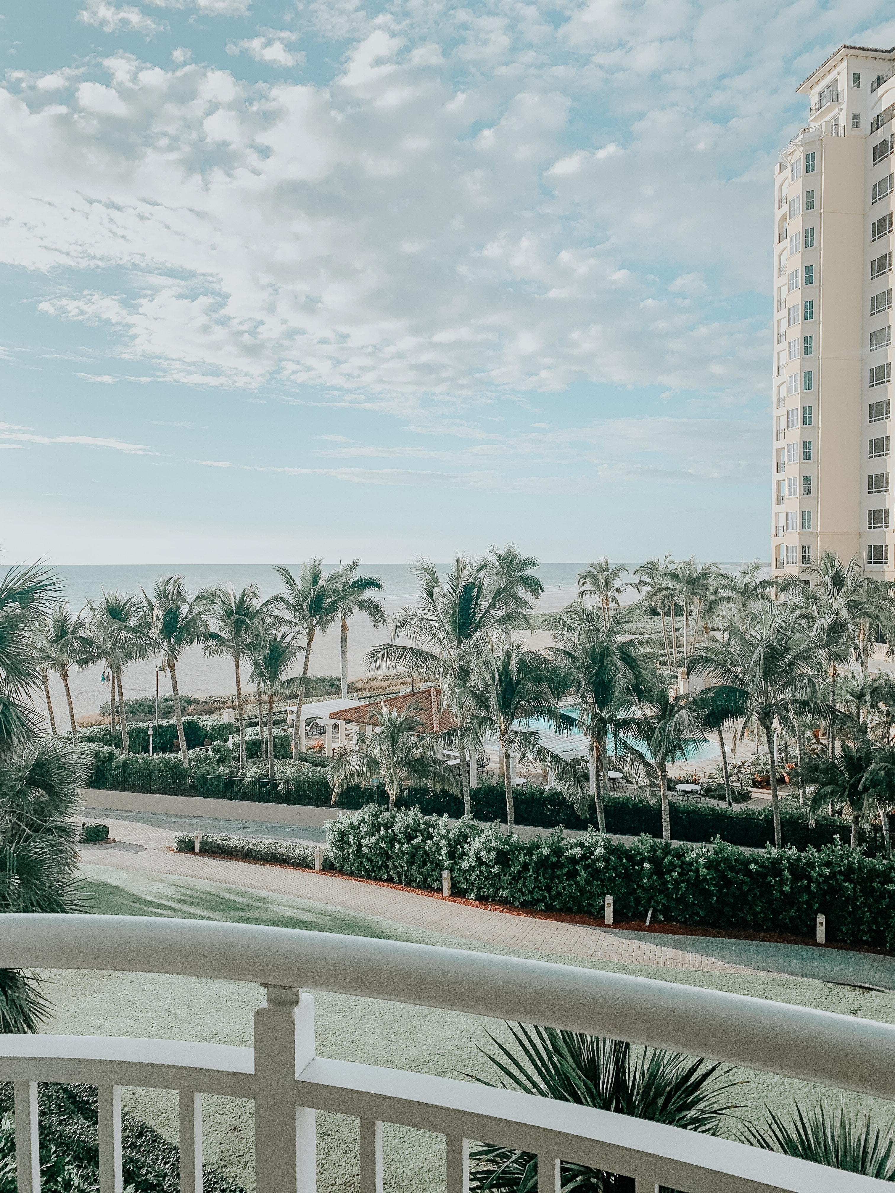 Welcome to Paradise: JW Marriott Marco Island Beach Resort