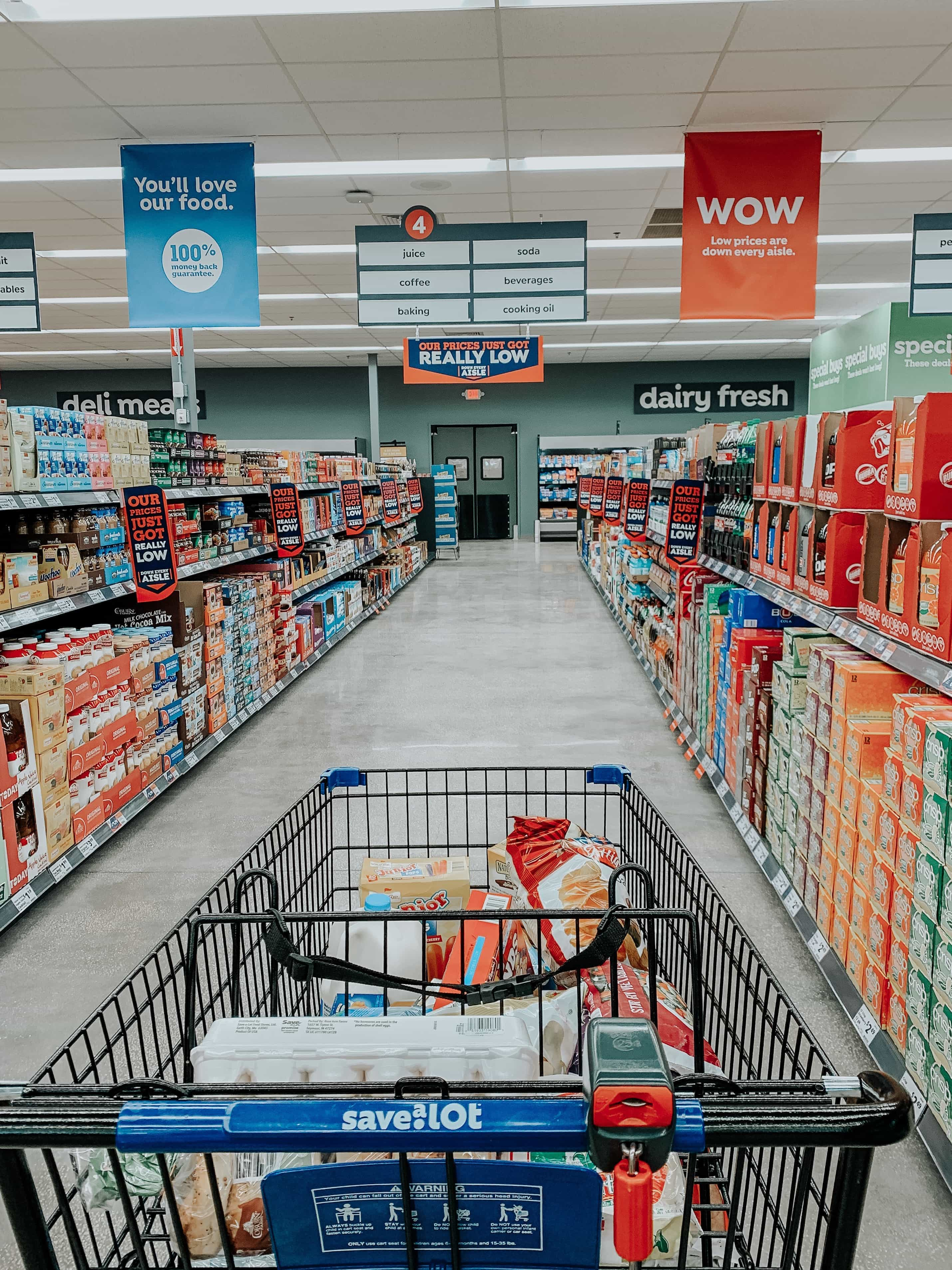 Save-A-Lot Budget Grocery Shopping Tips | Port Richey, FL
