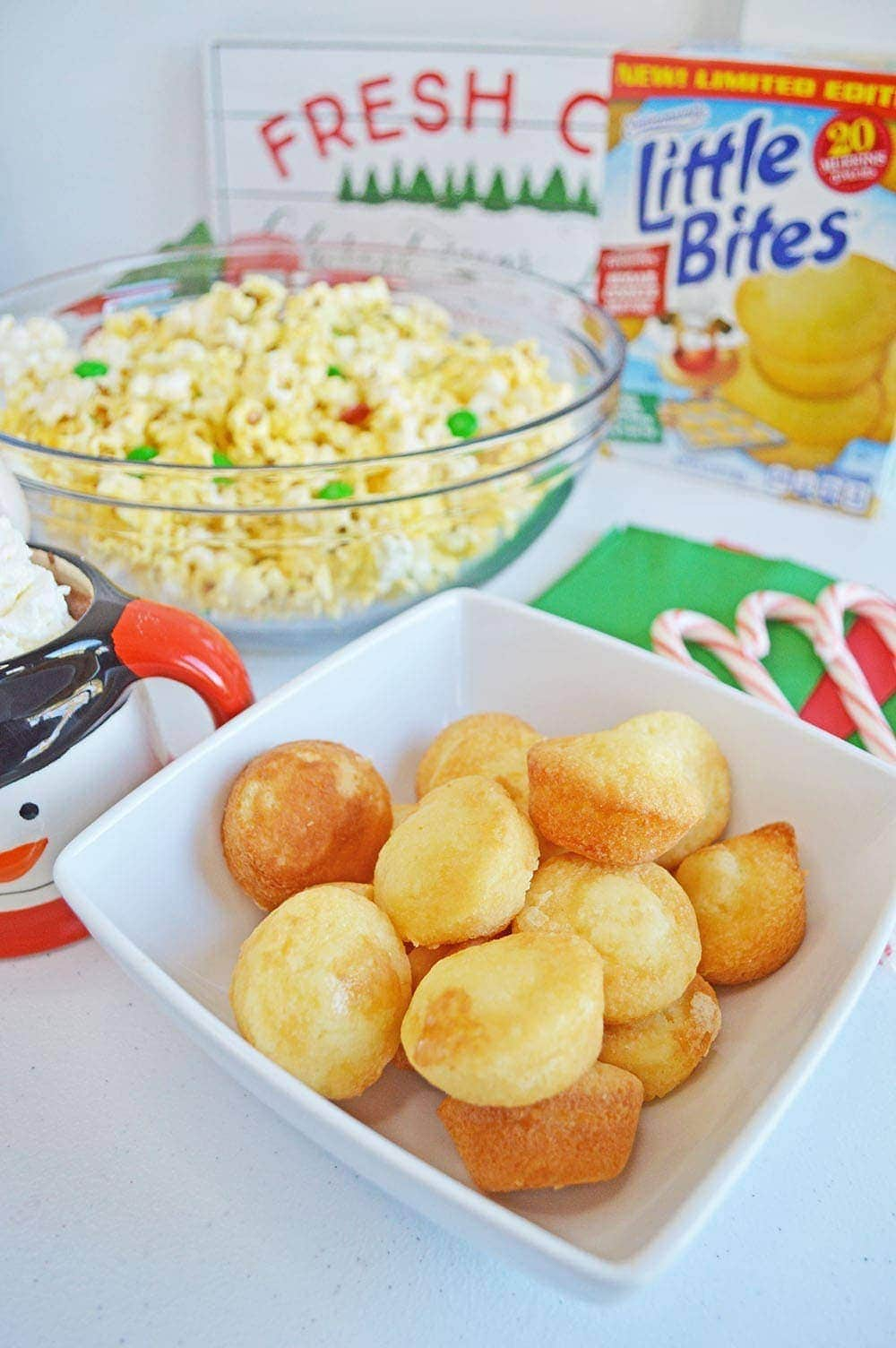 Sweeten Movie Night with Little Bites