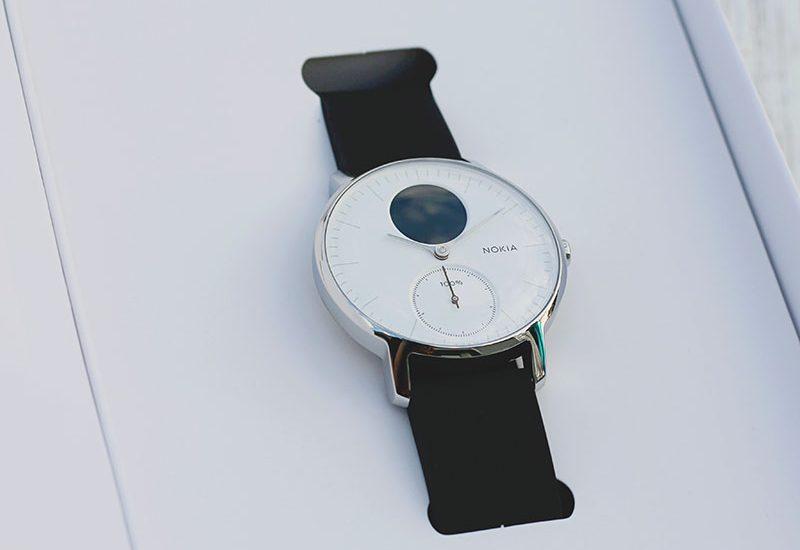 Nokia Steel HR watch