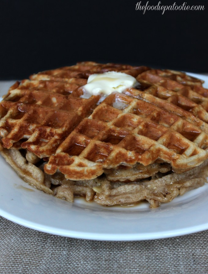 National Oatmeal-Nut Waffles Day | Oatmeal-Nut Waffles