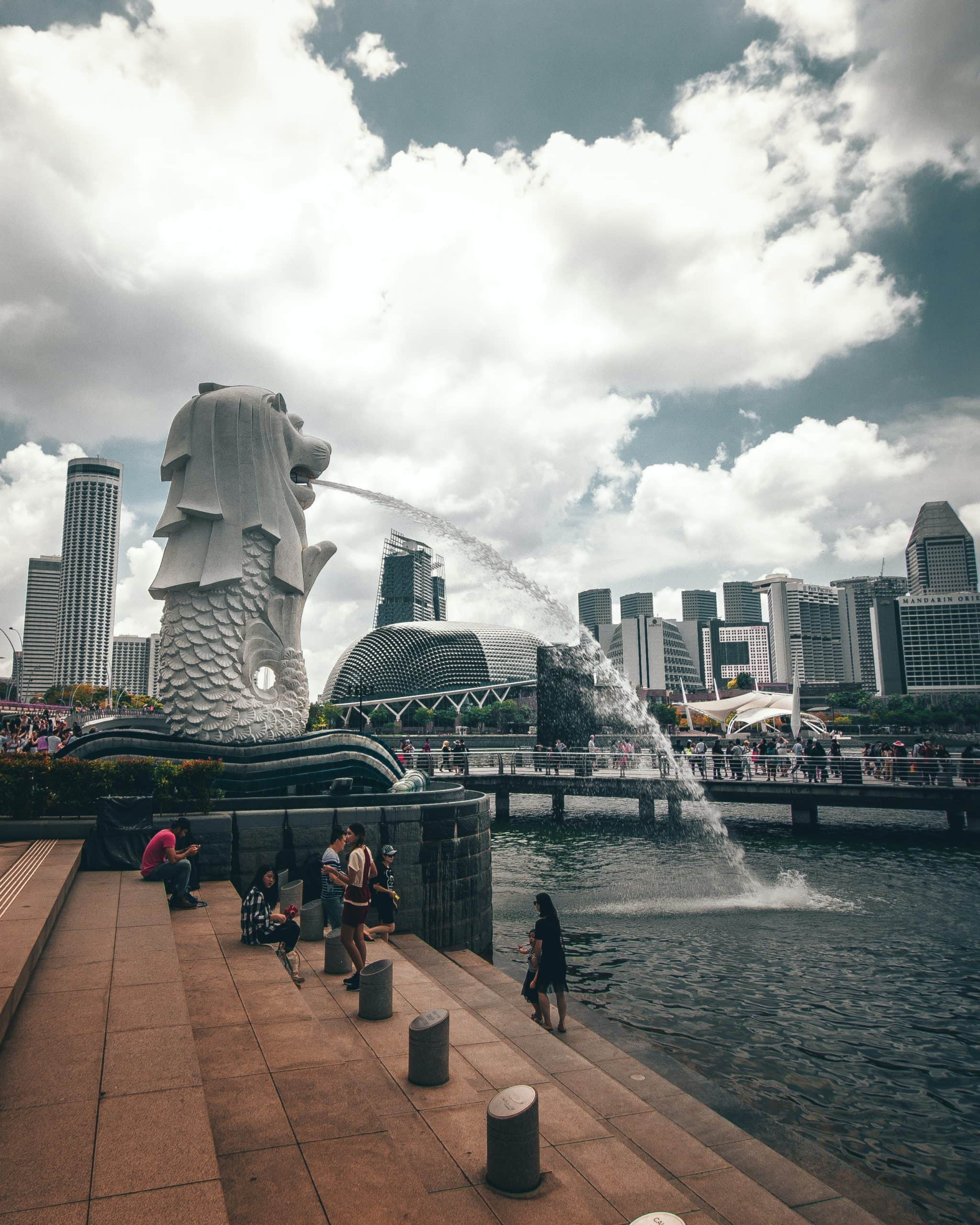 Singapore on a Shoestring