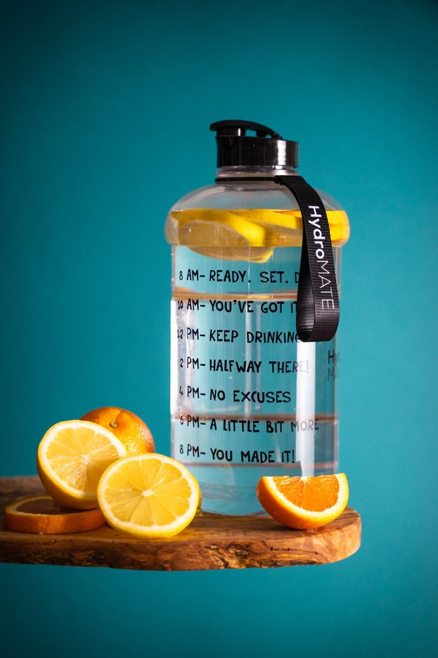 4 Sustainable Benefits Of Using A Water Bottle