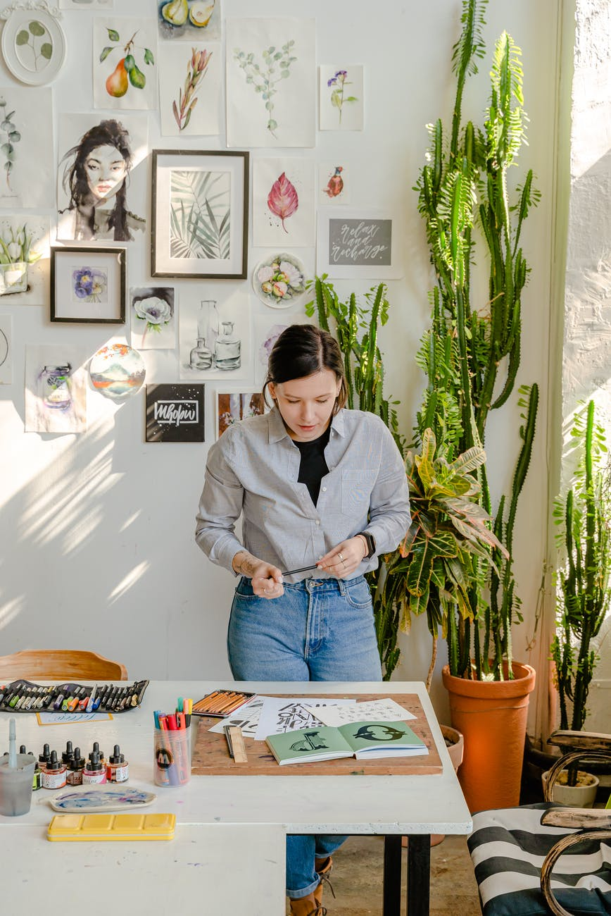 Looking for a New Hobby? The Benefits of Being Creative
