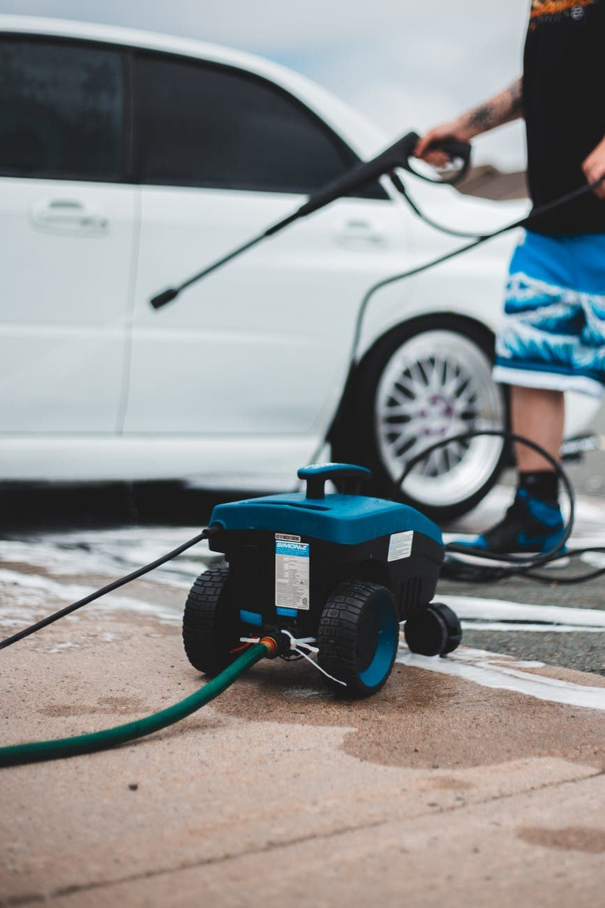 Things to Keep in Mind When Buying a Pressure Washer
