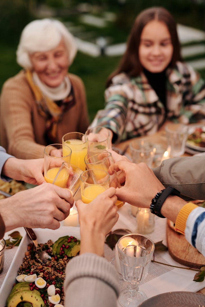 How To Throw The Perfect Garden Party