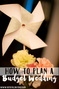 How to Plan a Budget Wedding